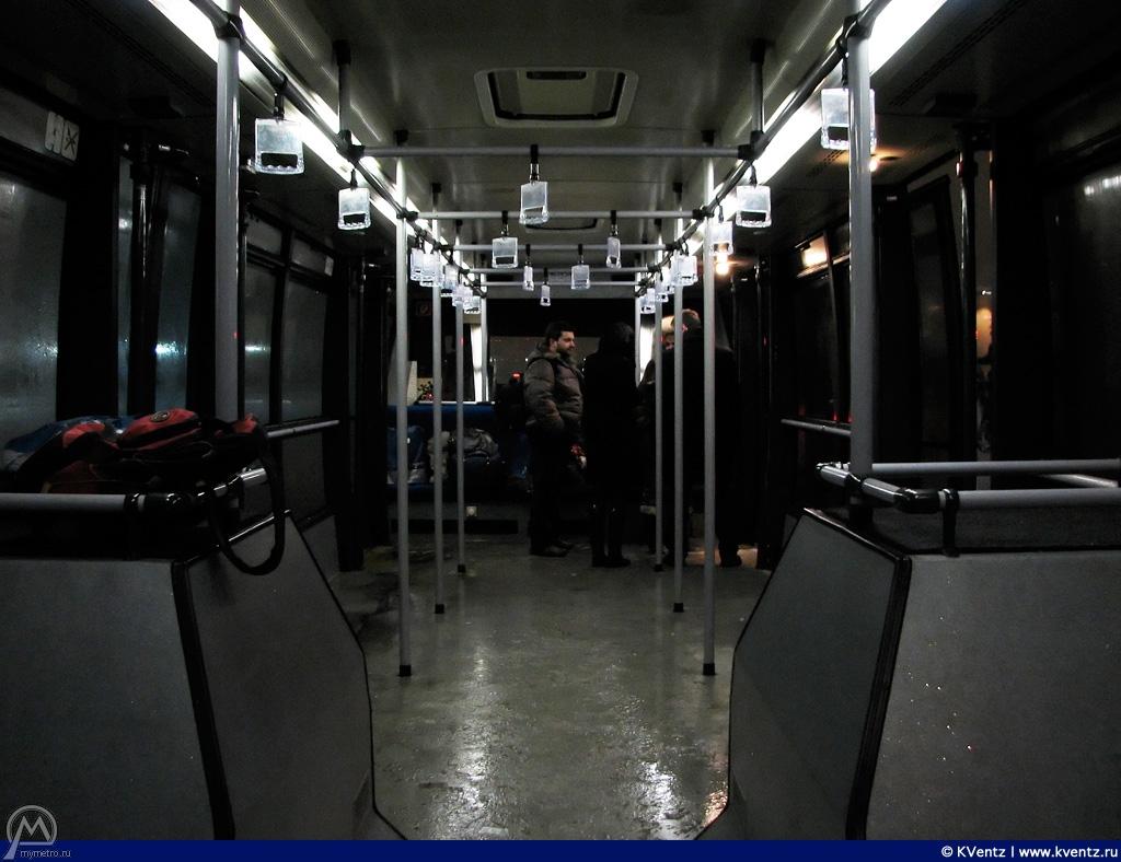Перронный автобус Neoplan