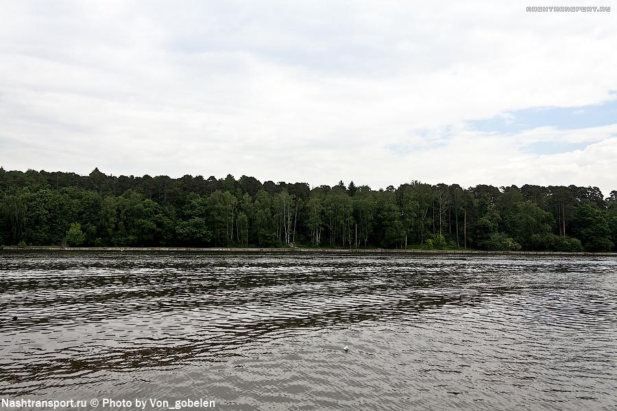канал имени москвы рыбалка левобережный