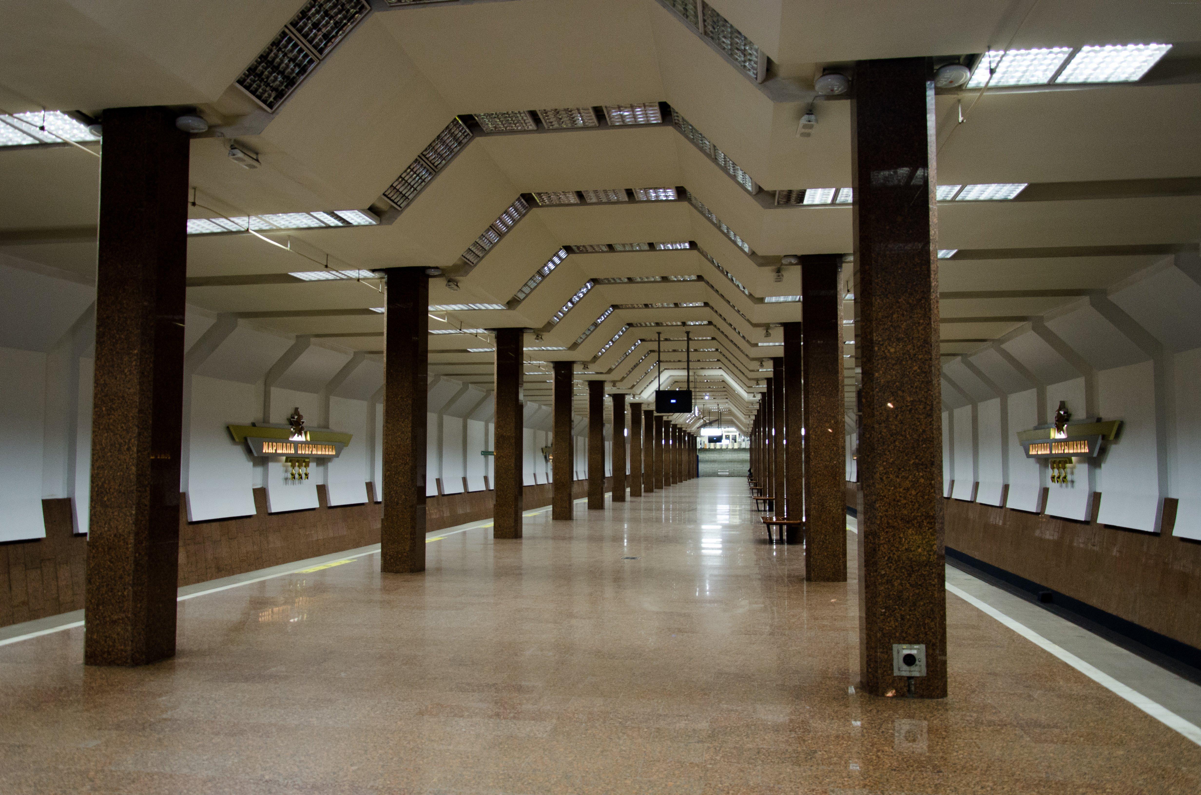 картинки новосибирского метро частенько используют
