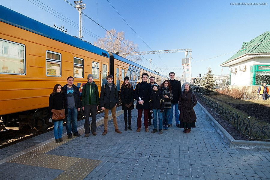 Отмена остановок Тушино, Ленинградская, Дмитровская - МЖА (Rail