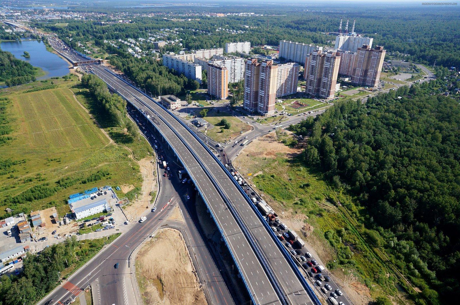 Дмитровское шоссе картинки