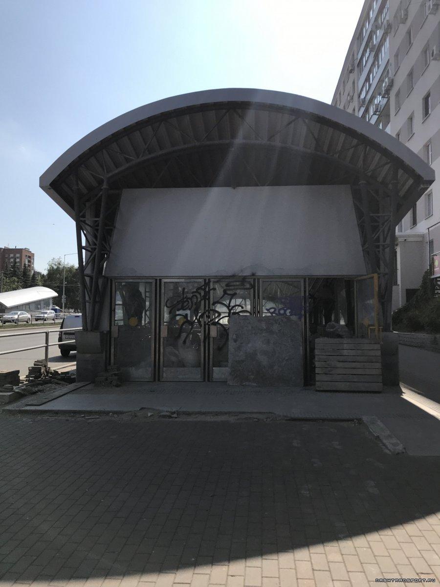 "Станция ""Алабинская"""