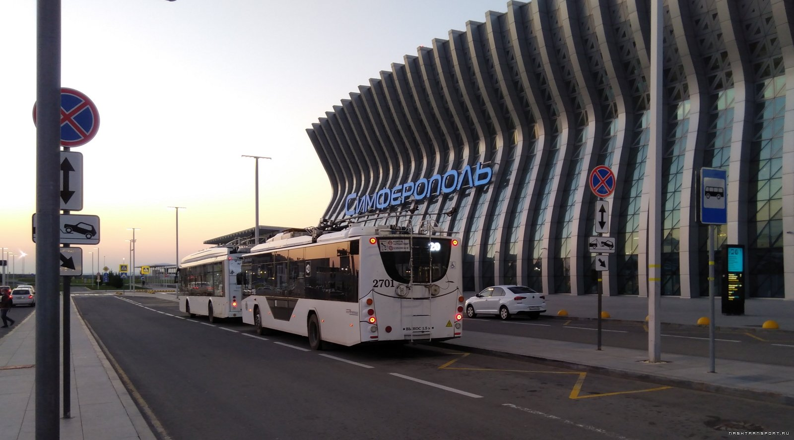 1уу. Троллейбусы.